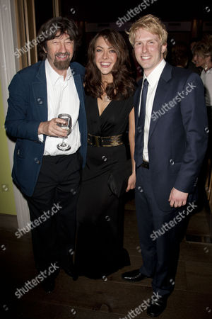 Stock Picture of Sir Trevor Nunn, Elisabeth Hopper and Michael Benz