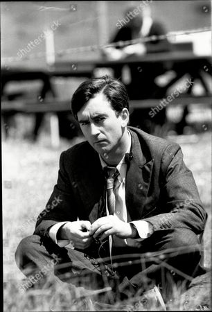 Dennis Lawson Actor On Location In Wales