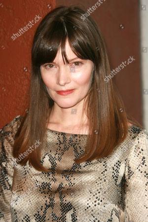 Stock Photo of Annika Peterson