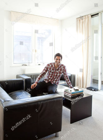 Atta Yaqub at home