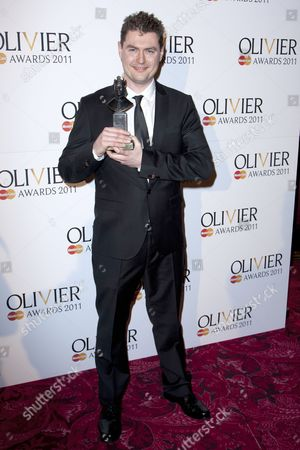 Adam Cork (best sound design for King Lear at the Donmar Warehouse)