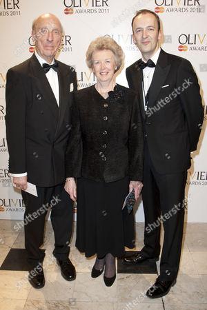 Colin Bird, Veronica Bird and Julian Bird
