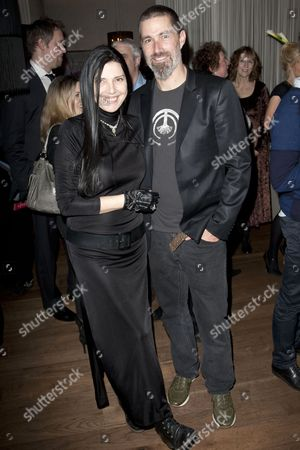 Margherita Ronchi and Matthew Fox (Bobby)