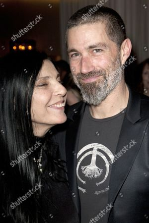 Stock Picture of Margherita Ronchi and Matthew Fox (Bobby)