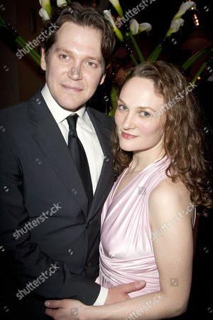Joe Shrapnel and Anna Waterhouse (Producer)