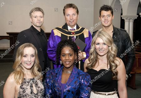 Editorial picture of Launch of 'Brother Love's Travelling Salvation Show' at St Mark's Church, Marylebone, London, Britain - 03 Mar 2011