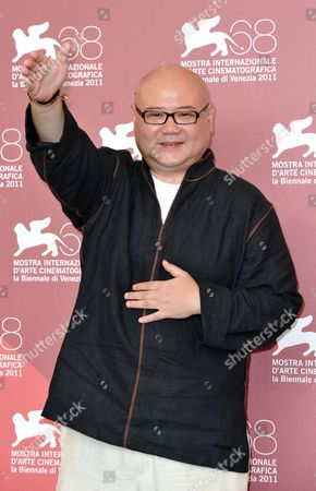 Stock Picture of Director Shangjun Cai