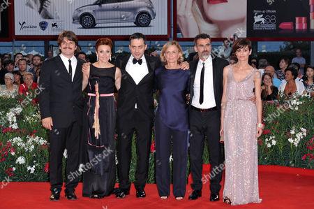 Editorial photo of 'Quando la Notte' film premiere, 68th Venice Film Festival, Venice, Italy - 07 Sep 2011