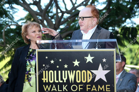 Maria Elena Holly and Peter Asher