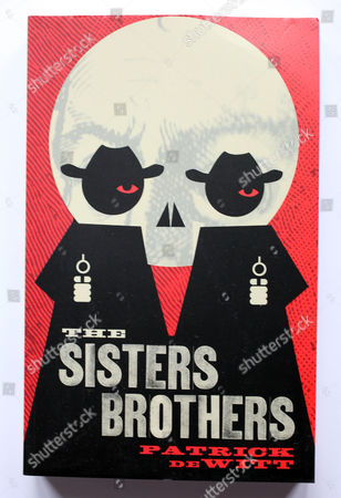 'The Sisters Brothers' by author Patrick deWitt'