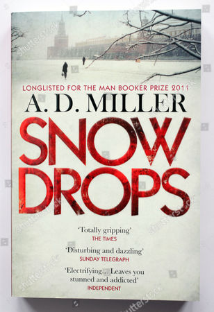 'Snowdrops' by author AD Miller
