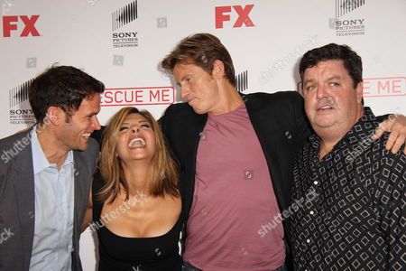 Editorial photo of 'Rescue Me' Season 7 Finale Screening, New York, America - 07 Sep 2011