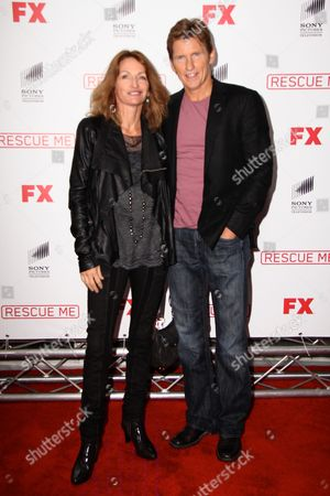 Ann Lembeck, Denis Leary