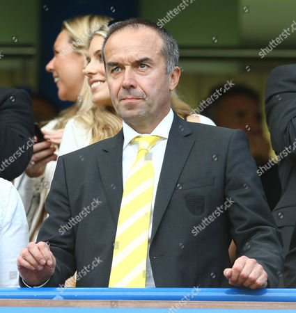 Norwich City Director David McNally