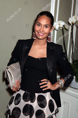 Editorial picture of London College of Fashion party to celebrate 150 years of the tuxedo at Quintessentially, London, Britain - 07 Sep 2011