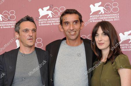 Gabriele Spinelli, Gian Alfonso Pacinotti, Anna Bellato