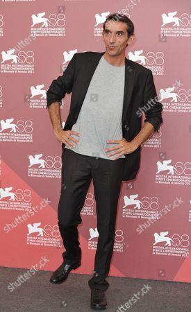Editorial photo of 'L'ultimo terrestre' film photocall, 68th Venice Film Festival, Venice, Italy - 08 Sep 2011