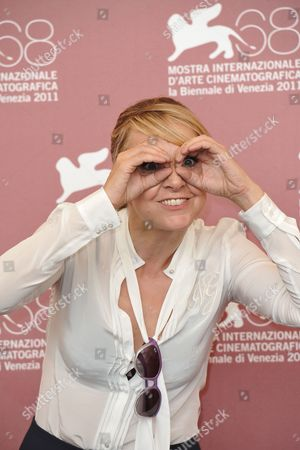 Editorial image of 'Tutta Colpa Della Musica' film photocall, 68th Venice Film Festival, Venice, Italy - 08 Sep 2011