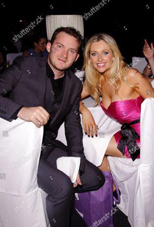 Matt Littler and Gemma Merna