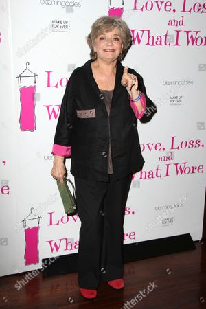 Editorial image of 'Love, Loss and What I Wore' welcomes new cast, New York, America - 08 Sep 2011