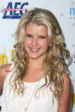 Stock Image of Madison Curtis