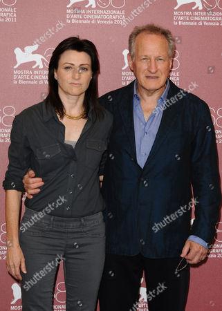 Director Ami Canaan Mann and Michael Mann