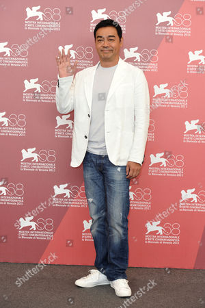 Editorial picture of 'Duo Minjin' film photocall, 68th Venice Film Festival, Venice, Italy - 09 Sep 2011