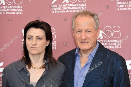 Director Ami Canaan Mann, Michael Mann