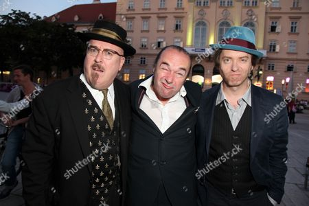 Editorial picture of Woyzeck and The Tiger Lillies, Vienna, Austria - 31 Aug 2011