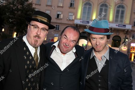 Editorial photo of Woyzeck and The Tiger Lillies, Vienna, Austria - 31 Aug 2011