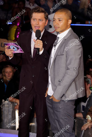 Editorial image of 'Big Brother' TV programme, Elstree Studios, Hertfordshire, Britain - 09 Sep 2011