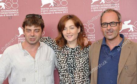 Aureliano Amadei, Cristiana Capotondi, Stefano Incerti