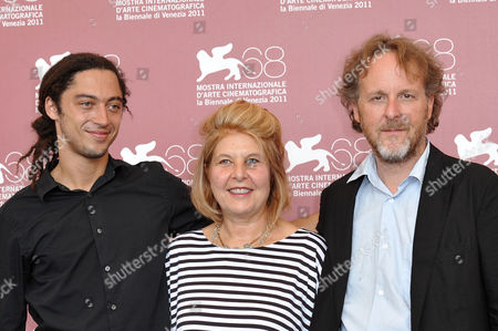 Editorial picture of Controcampo Italiano winners photocall, 68th Venice Film Festival, Venice, Italy - 09 Sep 2011