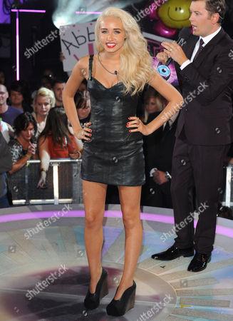 Editorial image of 'Big Brother' TV programme, Elstree Studios, Hertfordshire, Britain - 09 Sep 2011