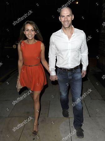 Samia Smith and boyfriend Will Thorp