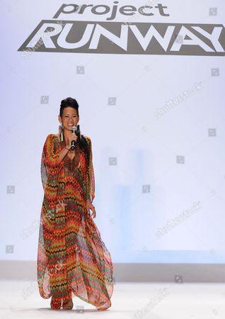 Contestant, Anya Ayoung Chee