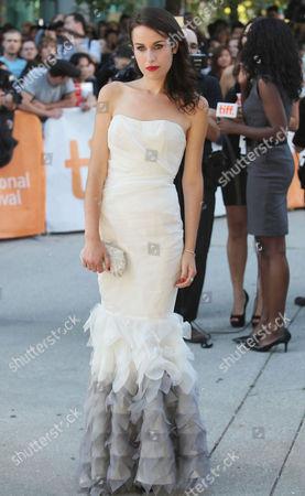 Editorial image of 'Moneyball' film premiere, Toronto International Film Festival, Toronto, Canada - 09 Sep 2011