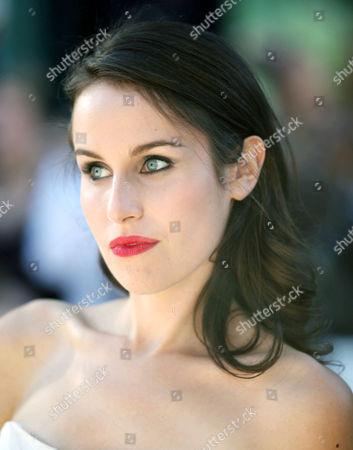 Stock Photo of Samantha Friedman