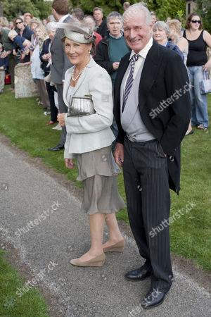 Charles Palmer-Tomkinson and wife Patricia Palmer-Tomkinson