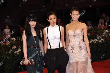 Stephanie Che, Denise Ho, Myolie Wu