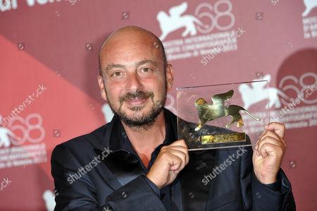 Emanuele Crialese with the Special Jury Prize