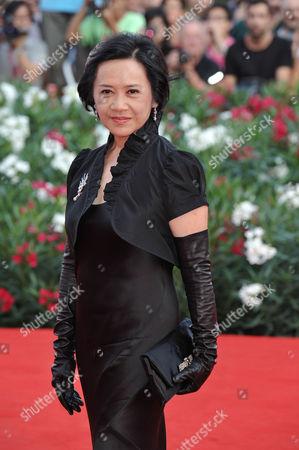 Editorial image of 68th Venice Film Festival, Venice, Italy - 10 Sep 2011