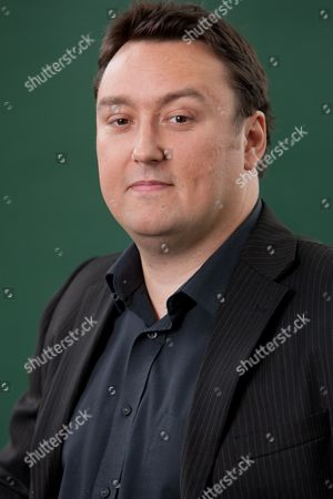 Stock Picture of Barry Hutchison