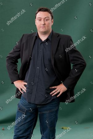 Stock Image of Barry Hutchison