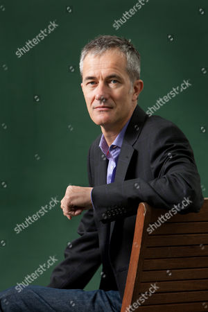Stock Picture of Geoff Dyer, British novelist and critic