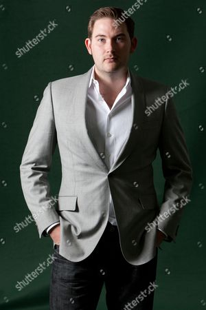 Stock Image of Ed Howker, Journalist, co-author of 'Jilted Generation: How Britain has bankrupted its youth'
