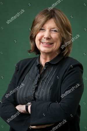 Stock Picture of Fiona MacCarthy, broadcaster, critic and biographer