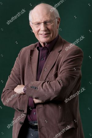 Stock Picture of David McKie, author of 'Bright Particular Stars'