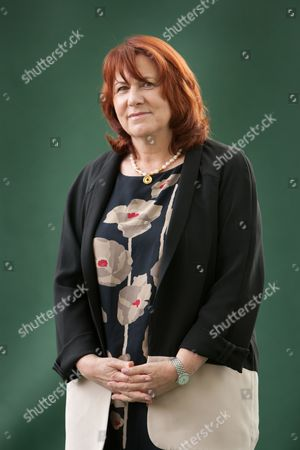 Stock Photo of Linda Grant, British author, winner of the Orange Prize and nominee for the Booker Prize