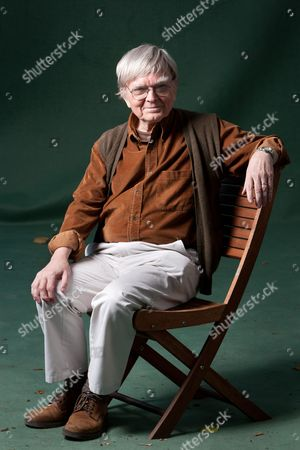 Stock Photo of Robert Coover